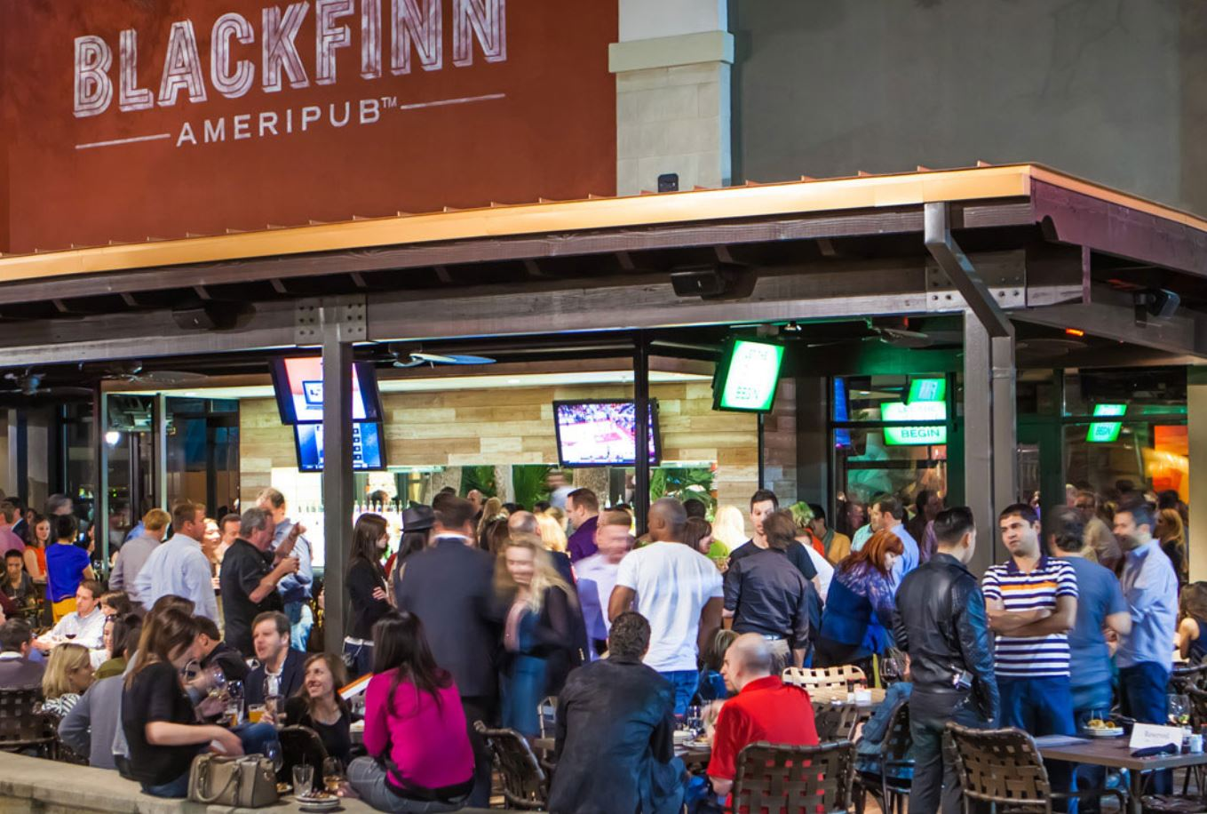 BlackFinn patio